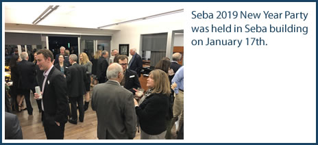 seba new year party
